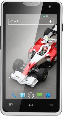XOLO Q500 White available at Flipkart for Rs.6519