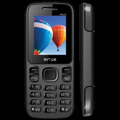 Intex Polo (Black)