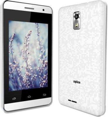 Spice Smartflo 348e (White) (White, 512 MB)