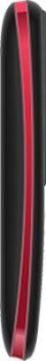Videocon V1393 (Black, Red)