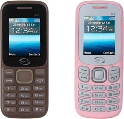 Infix N3::N4 (Brown, Pink)