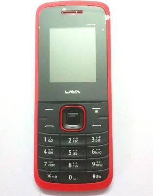 Lava ARC Lite+ FM (Red)