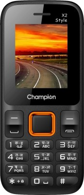 Champion X2 STYLE (Orange)