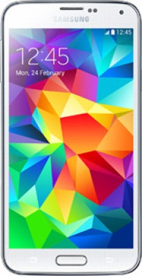 Samsung Galaxy S5 (White ) at Rs 2370 Only - EMI Offer at Flipkart