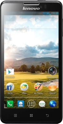 Lenovo P780 (Deep Black, 4GB)