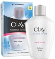 Olay Natural White Fairness Lotion With Spf 24(Imported) (75 Ml)