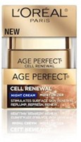L 'Oreal Paris Age Perfect Cell Renewal Night Cream, (2 Packs Of ). (1 ) (15 Ml)