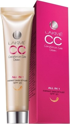 Buy Lakme CC Cream - Beige: Moisturizer Cream