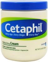 Cetaphil Fragrance Free Moisturizing Cream For Dry Sensitive Skin (566 G)