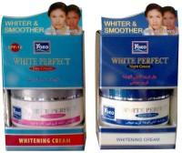 Yoko White Perfect SPF-15 Day & Night Whitening Cream (100 G)