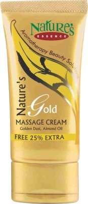 Buy Nature's Essence Gold Massage Cream: Moisturizer Cream