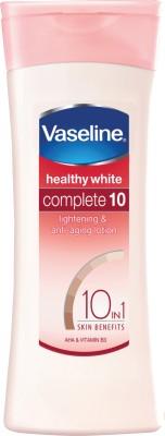 Vaseline Healthy White Complete 10 Lightening & Anti-aging Lotion - VHWK100 - 300 Ml