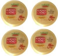 Natures Essence Almond & Honey All Purpose Cream (320 G)