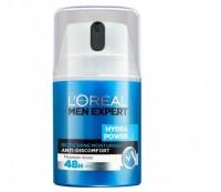 L'oreal Paris Men Expert Hydra Power Refreshing Moisturiser(Made In France) (50 Ml)