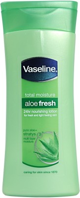Buy Vaseline Aloe Fresh: Moisturizer Cream