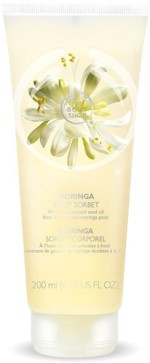 The Body Shop Moisturizers and Creams The Body Shop Moringa Body Sorbet Cooling Body Moisturiser