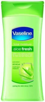 Vaseline Moisturizers and Creams Vaseline Aloe Fresh Body Lotion