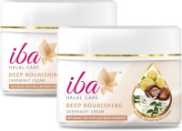 Iba Halal Care Deep Nourishing Overnight Cream (Pack Of 2) (50 G)