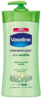 Vaseline Intensive Care Aloe Soothe Body Lotion 600 Ml (600 Ml)