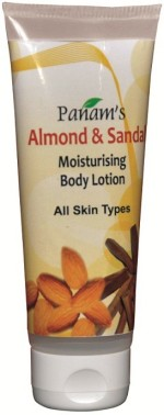 Panam Moisturizers and Creams Panam Almond and Sandal Moisturising Body Lotion