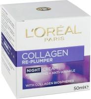 Loreal Collagen Re- Plumber Night Cream (50 Ml)
