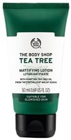 The Body Shop Tea Tree Mattifying Lotion, (50 Ml)