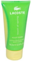 Lacoste Touch Of Spring Pour Femme Body Lotion (75 Ml)