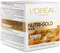 L'oreal Nutri Gold Silk Ultimate Nutrition Cream (50 Ml)