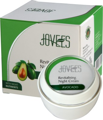 Buy Jovees Avocado Revitalising Night Cream: Moisturizer Cream