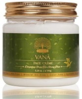 VANA VIDHI Darjeeling Green Tea Face Cream (150 G)