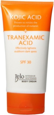 Belo Intensive Whitening Body Cream (Kojic Acid+Tranexamic Acid) SPF-30 (150 Ml)