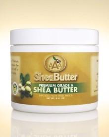 AAA Shea Butter Company By AAA Shea Butter 100% unrefined certified grade a shea butter 4 oz.