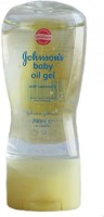 Johnson's Baby Oil Gel With Camomile (200 Ml)