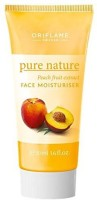 Pure Nature Oriflame Peach Face Moisturiser (50 Ml)