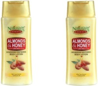 Nature's Almond And Honey Body Lotion (400 Ml)