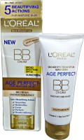 Loreal Paris Age Perfect Bb Cream Spf 20 Light Medium (75 Ml)