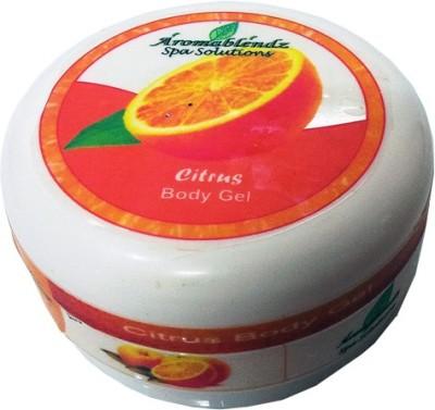 Aromablendz Moisturizers and Creams Aromablendz Citrus Body Gel