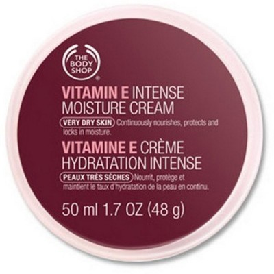 The Body Shop Moisturizers and Creams The Body Shop Vitamin E Intense Moisture Cream