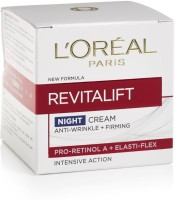 L'Oreal Paris Revitalift Anti-Wrinkle Night Cream (50 Ml)