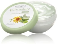 Oriflame Sweden Pure Nature Aloe Vera & Arnica Soothing Face Cream (75 Ml)