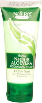 Natures Essence Moisturizers and Creams Nature's Essence Purifying Neem and Aloevera Moisturising Lotion