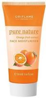 Pure Nature Oriflame Orange Face Moisturiser (50 Ml)