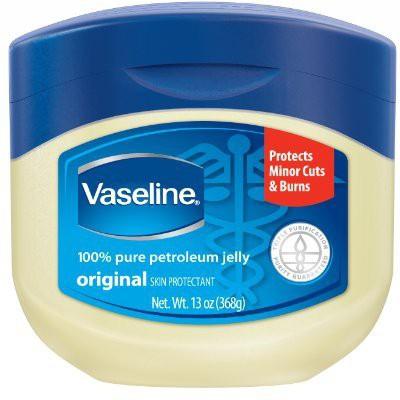 Vaseline Moisturizers and Creams Vaseline 100% Pure Petroleum Jelly