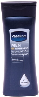 Buy Vaseline Men UV Whitening Body Lotion: Moisturizer Cream