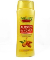 Nature's Essence Almonds & Honey Nourishing Whitening Body Lotion (400 Ml)