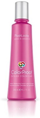 Colorproof Moisturizers and Creams Colorproof ColorProff PlushLocks Leave In Smooth / 6.7