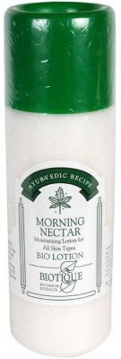 Biotique Moisturizers and Creams Biotique Skin Care Morning Nectar Nourishing Lotion