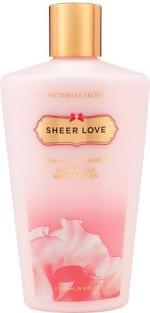 Victoria's Secret Moisturizers and Creams Victoria's Secret Sheer Love