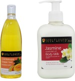 Soulflower Moisturizers and Creams Soulflower Jasmine Body Milk with Offer