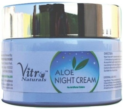 Vitro Naturals Moisturizers and Creams Vitro Naturals Aloe Night Cream